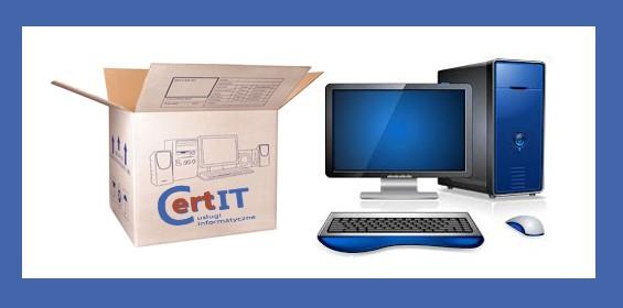 Sprzedaż komputerów poleasingowych