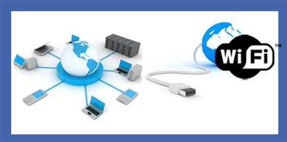 Konfiguracja internetu i sieci bezprzewodowych