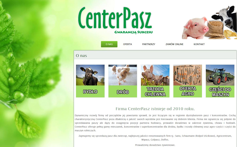 CenterPasz