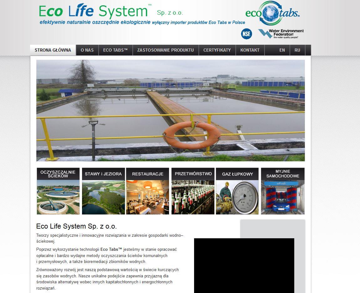 Eco Life System Sp. z o.o.