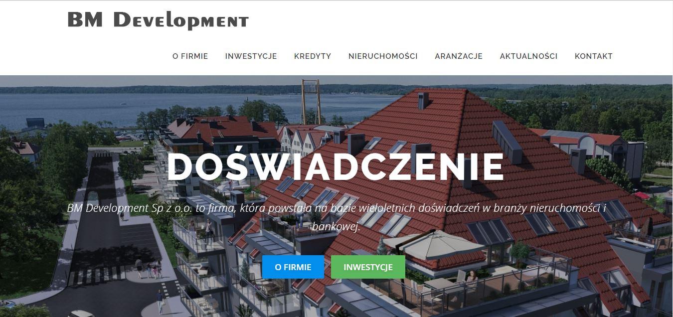 BM Development Sp. z o.o.